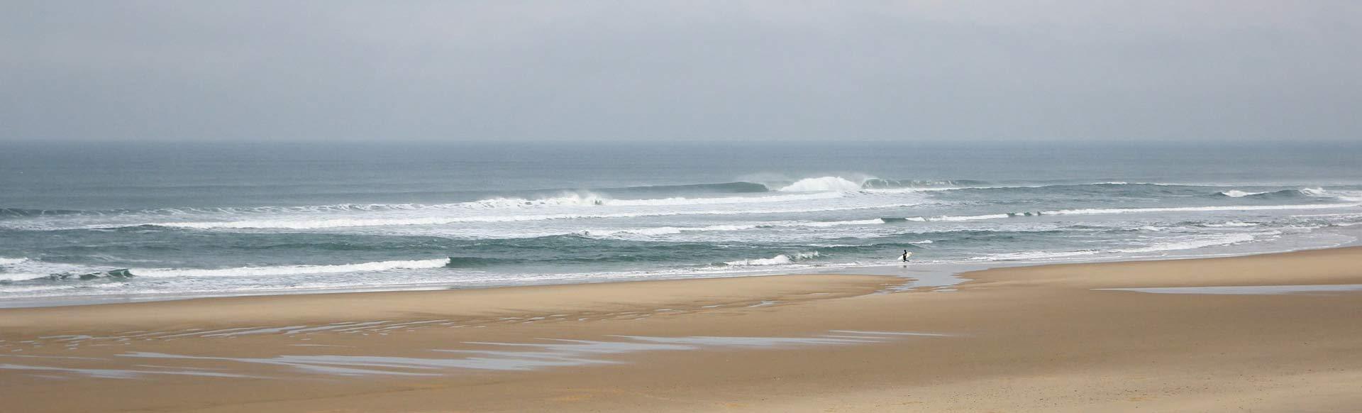 spot de surf Biscarrosse
