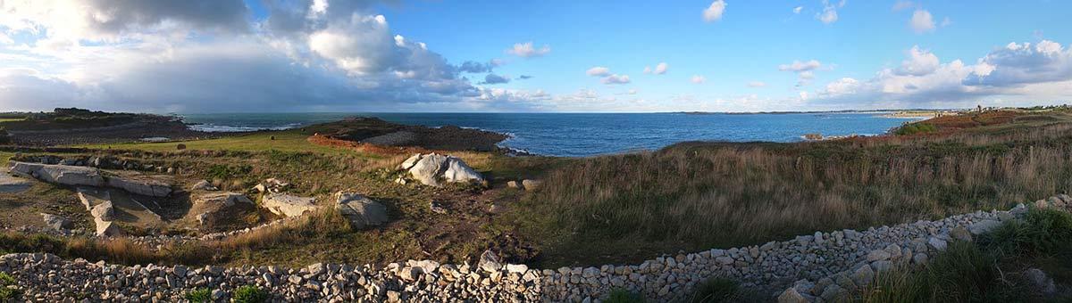 le plan du Finistère Nord