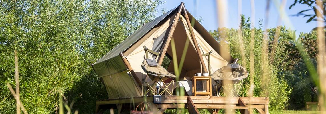 camping tente loire
