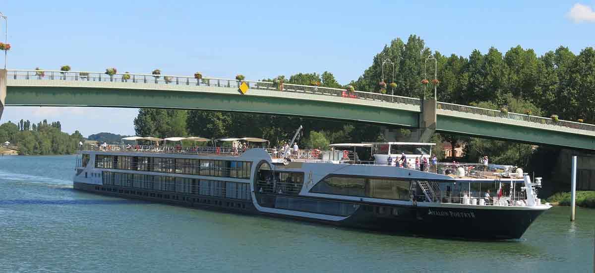 faire une croisière sur la Loire